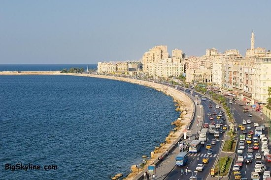 Full-Day Alexandria Private Tour with...