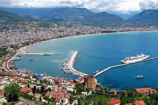 Excursión turística a Alanya desde el...