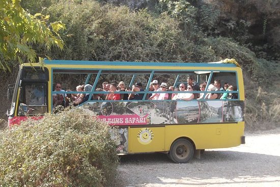 Cabrio Bus Safari y Village Tour