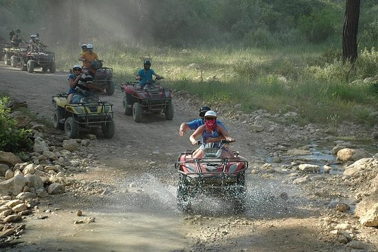Quad Bike Safari i Manavgat Side ved...