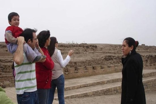 Lima Full-Day Experience: Pachacamac...