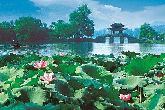 Tour della città di Hangzhou