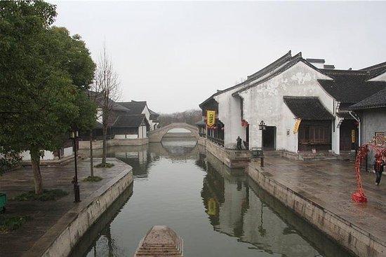 Shaoxing Water Town Full-Day Tour fra Hangzhou