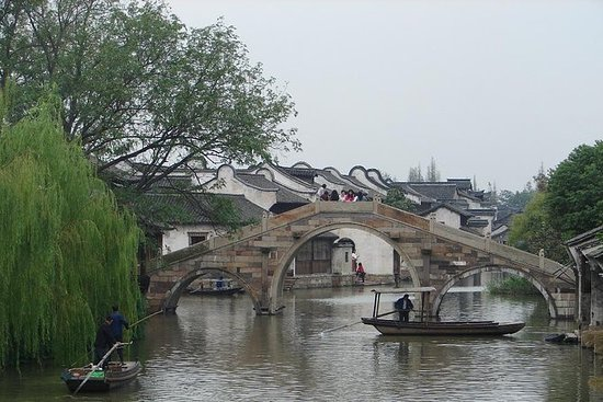 Tour di Wuzhen Water Town Day da