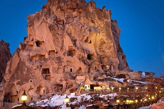 Fairy Chimneys Day Tour fra Cappadocia