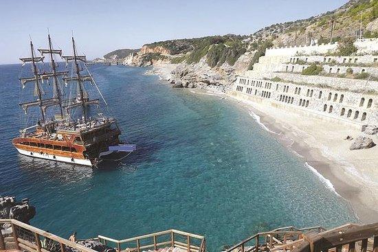 Full-Day Catamaran Boat Trip from...