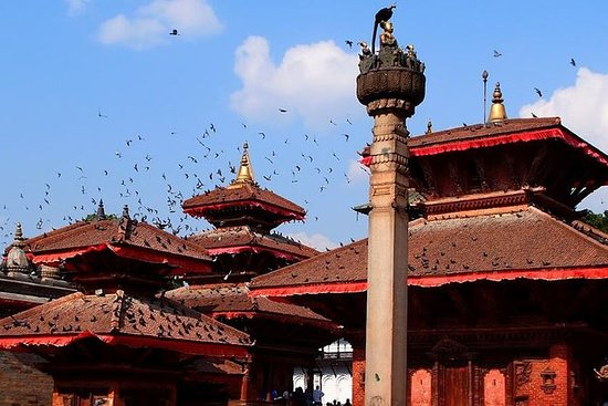 Private 6-Hour Kathmandu City Tour