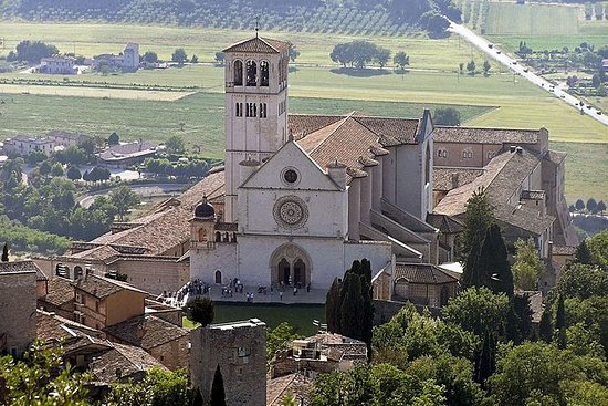 Tour per piccoli gruppi di Assisi