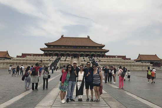 5-Hour Small Group Tour to Tiananmen...
