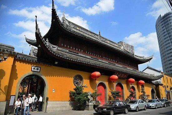 Tour pomeridiano di Shanghai con il