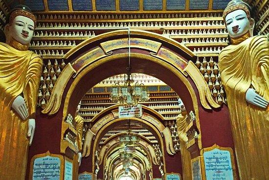 Monywa dagtrip vanuit Mandalay ...