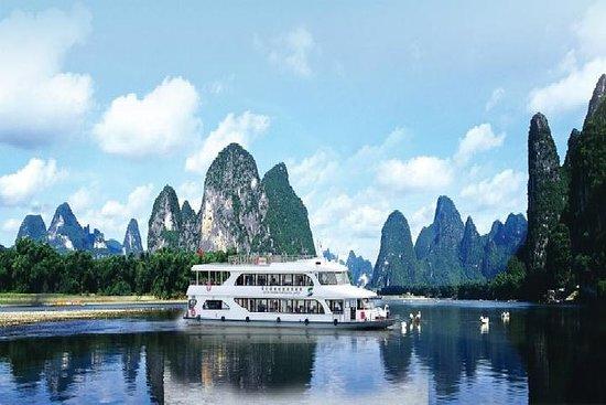 En dags busstur: Li River Cruise