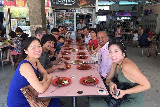 包括米其林供应商在内的Small-Group新加坡美食之旅