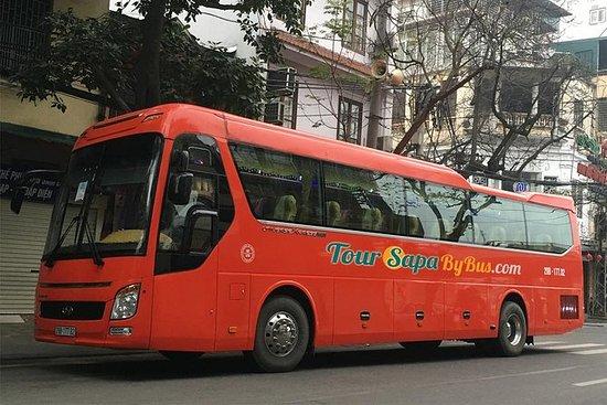 Hanoi - Sapa Daily Shuttle Bus