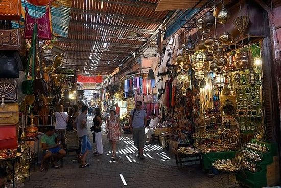 Marrakech stadstour