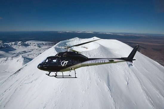 Tongariro Volcanic Direct Helicopter...