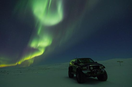 Privado Aurora Hunt - Northern Lights...