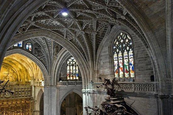 3H Alcazar Kathedrale und Santa Cruz...