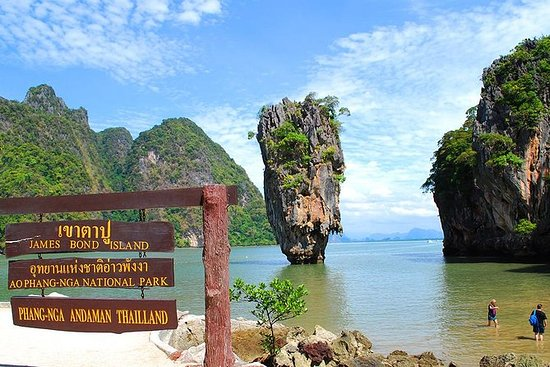 En dag James Bond Island og Sightseeing