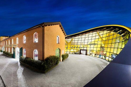 Enzo Ferrari Museum Billett