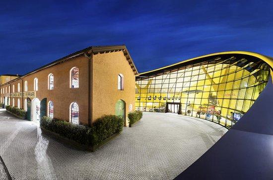 Ferrari Museum og Casa Enzo Ferrari...