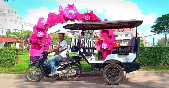 Angkor Piseth Driver