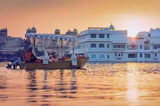Cultura, cor e excitação - Udaipur...