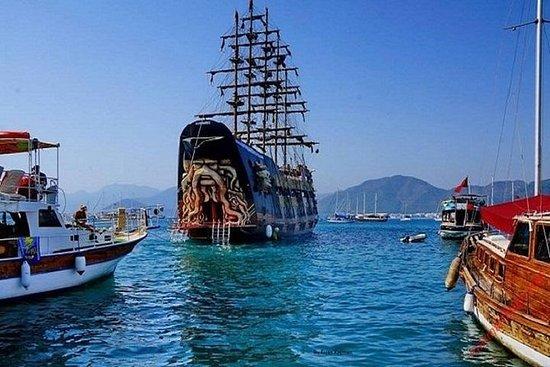Marmaris Pirates Boat Trips