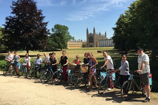 Cambridge City Tour