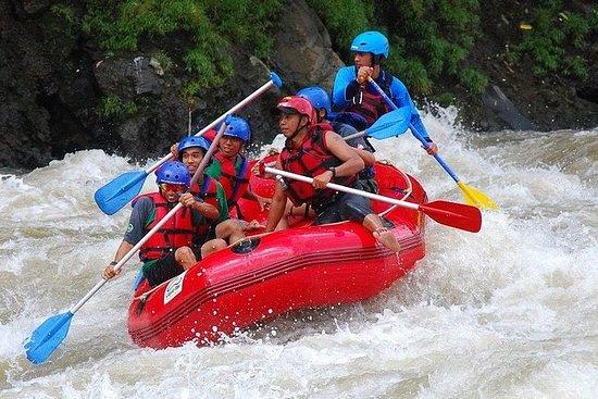 Excursão em Ayung Rafting e Ubud