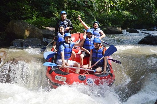Ayung Rafting e ATV Ride Packages