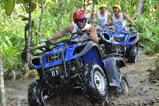 Bali ATV Ride and Uluwatu Tour...