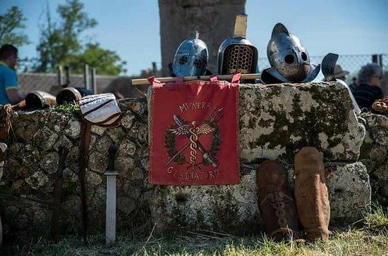 2 Stunden Gladiatorenkampf in Rom
