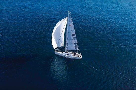 Daglige seilingsturer i Split
