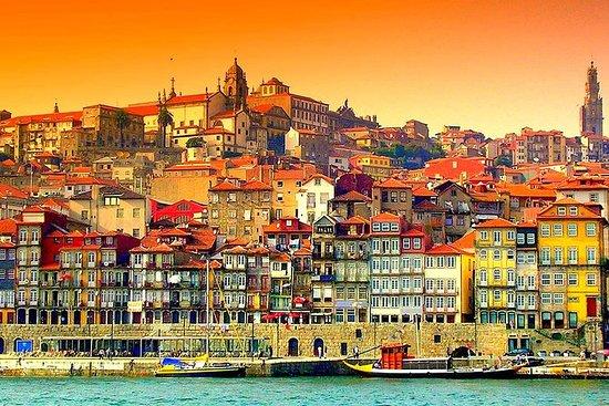 Porto City Tour fra Lisboa