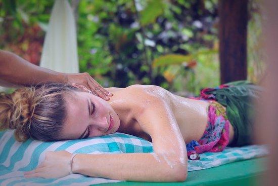 Spa Sila Hot Stone Massage