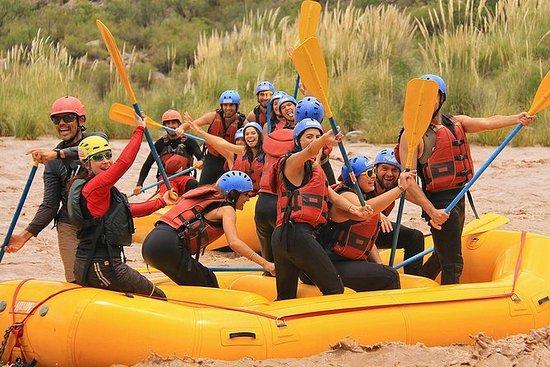 Rafting in Rio Mendoza von Mendoza