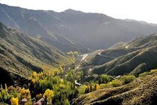 Excursão a Villavicencio de Mendoza