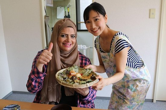 Japanese Cooking Class for Vegan