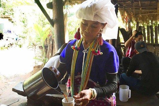 私人Doi Intanont和Hill Tribe村生态徒步旅行