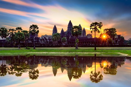 Privat Angkor Wat 1 dagers tur med...