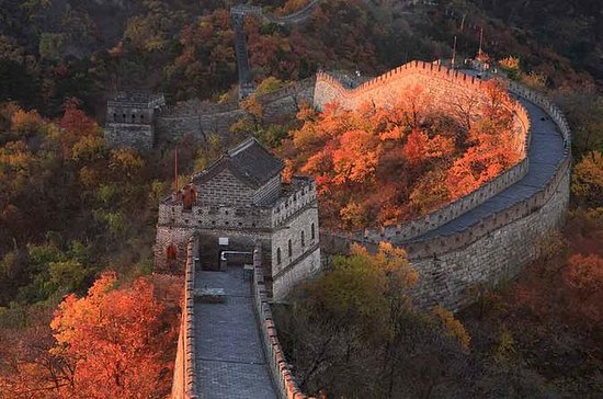 Small Group Tour: Mutianyu Great Wall...