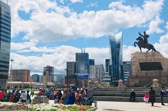 Ulaanbaatar City Day tour