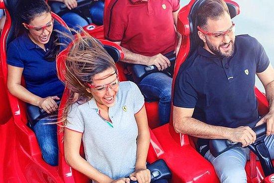 Ferrari World Theme Park-Ticket
