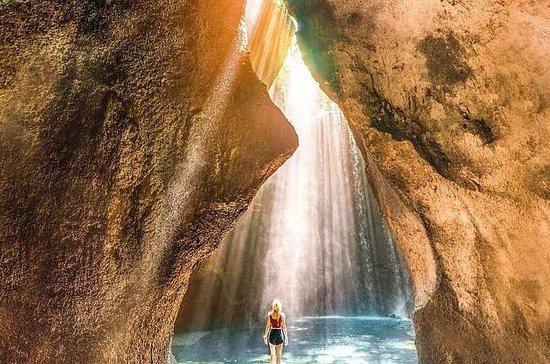 Visite de la cascade Tukad Cepung et...