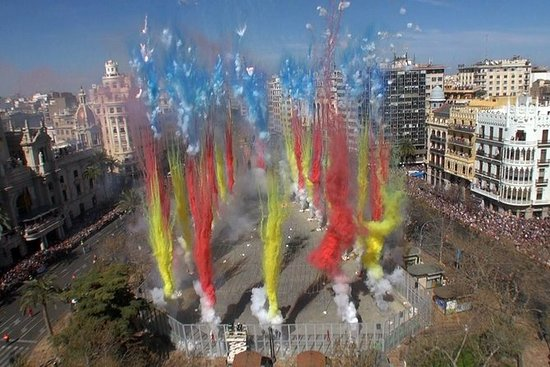 MascletàVIPエクスペリエンス -  Fallas Valencia…