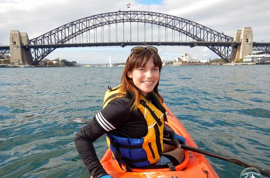 Kayak To Goat Island - At The Heart...