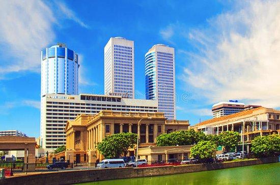 Shore Excursion Colombo City Tour...