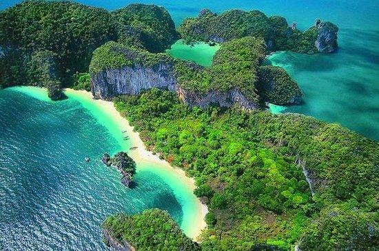 Tour privado a las islas de Hong y 4...