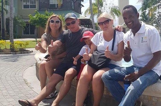 Tour por la ciudad de Montego Bay
